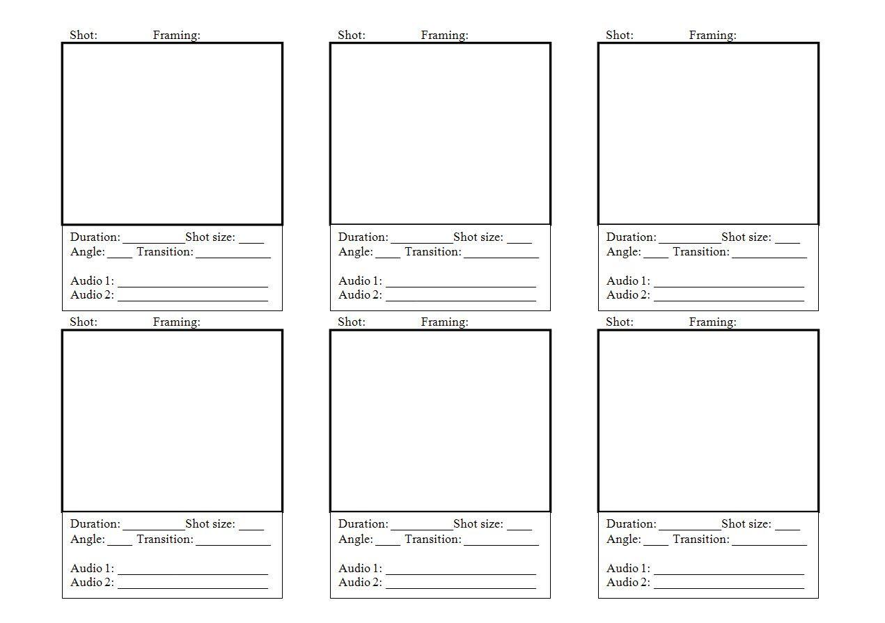Storyboard Formato Buscar Con Google ラベル