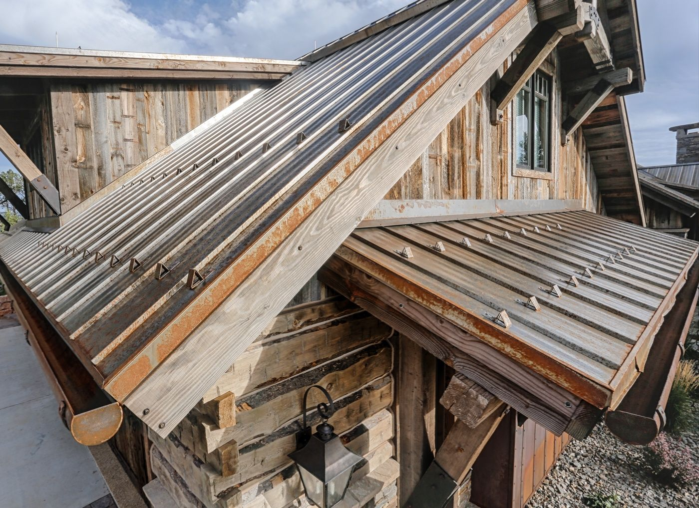 Corten Standing Seam Metal Roof Standing Seam Metal Roof Standing Seam Roof Metal Roof