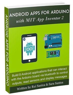 Android App Arduino MIT App Inventor Random Nerd