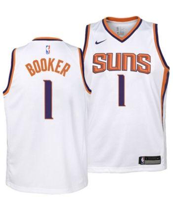 cf7a526626c Nike Devin Booker Phoenix Suns Association Swingman Jersey