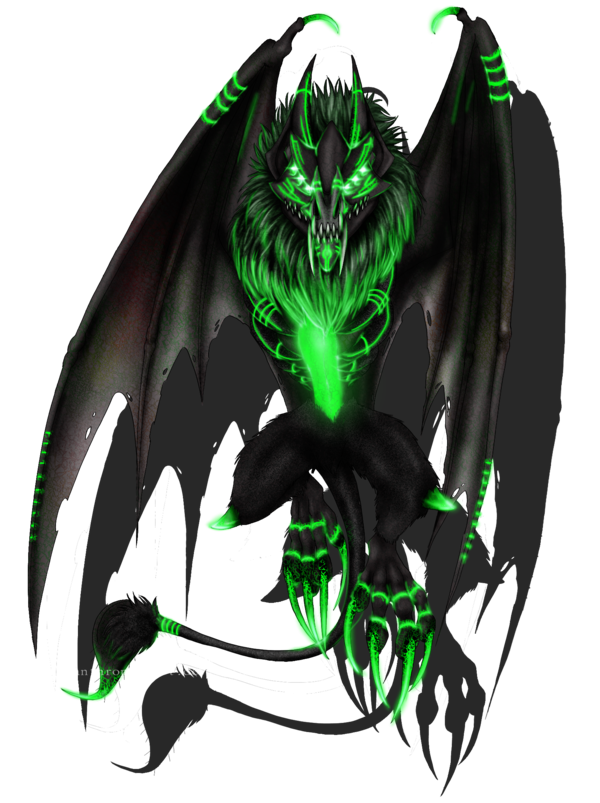 RyuuTransparent background by LycanthropeHeart on