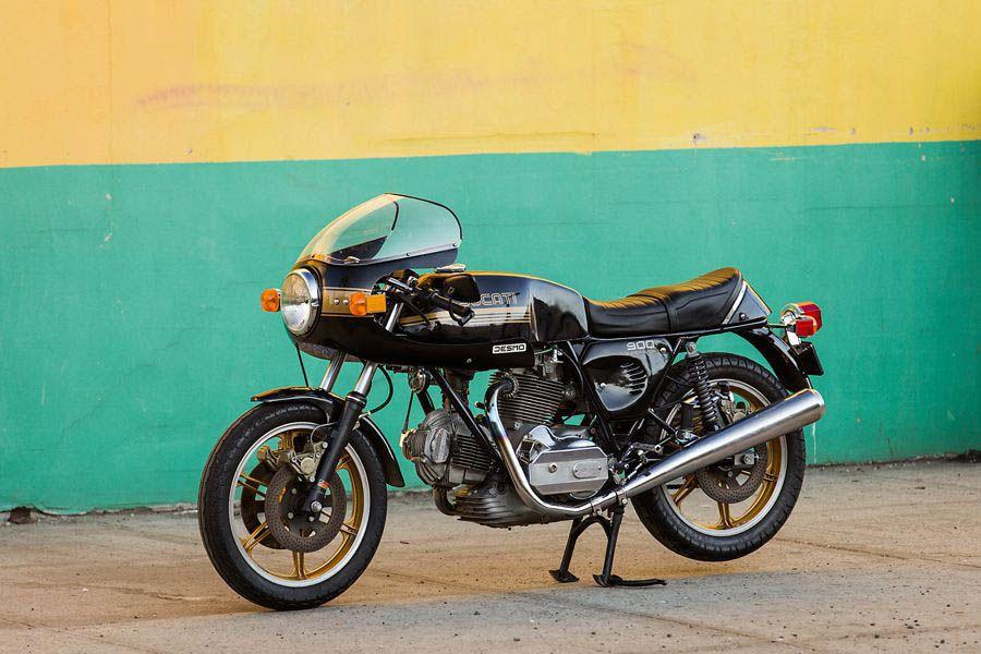 1980 Ducati bevel drive 900 Super Sport SOLD at Bevel