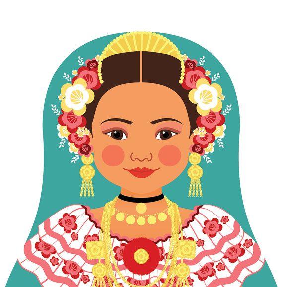 Liven Your Walls Paintings Tierra Este: Resultado De Imagen De Dibujo De Mujer Empollerada