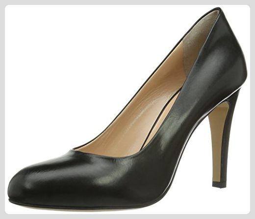 Evita Shoes Pumps geschlossen, Damen Pumps, Schwarz (Schwarz), 36 EU (