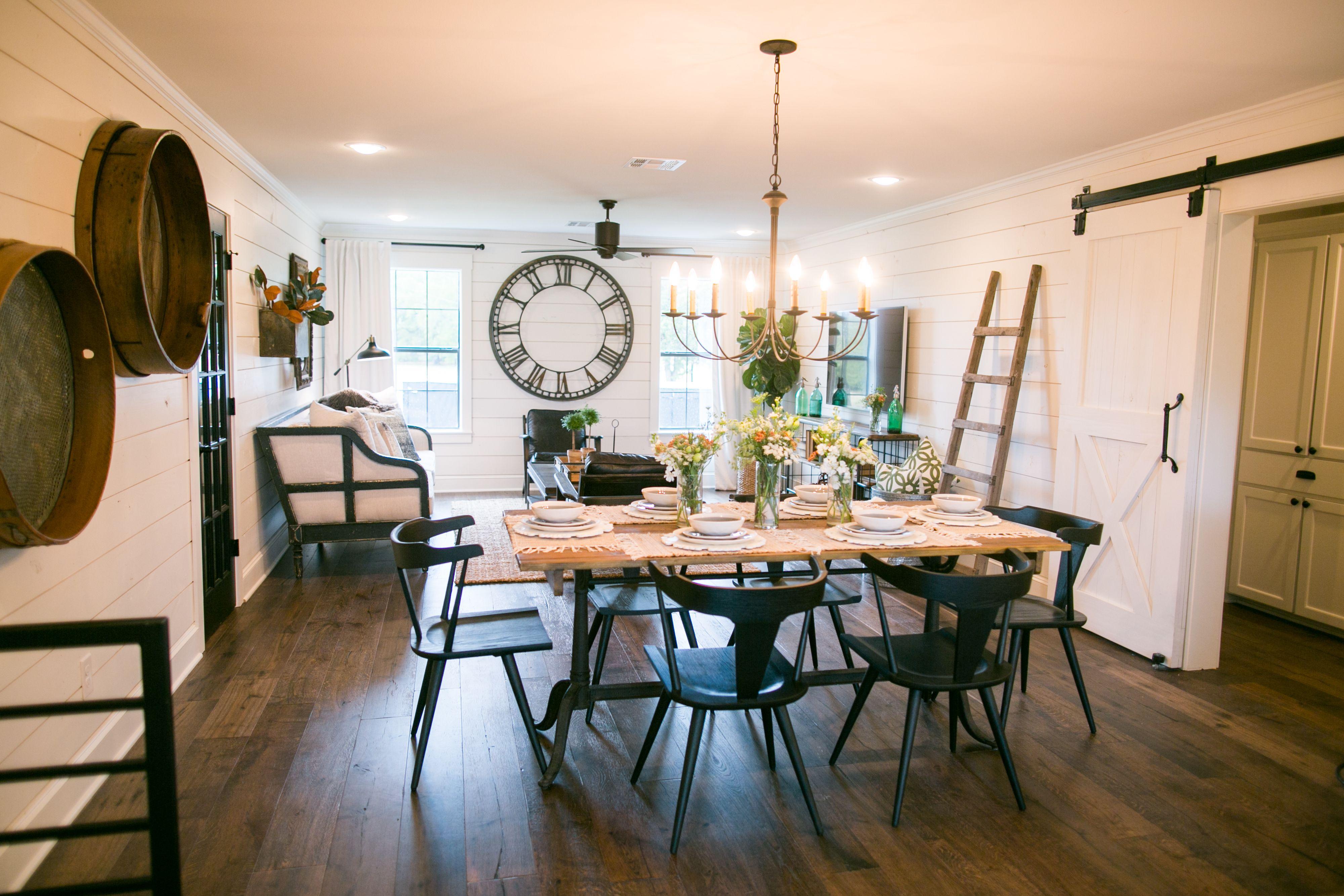 Fixer upper barndominium kitchen - Episode 06 The Bardominium Magnolia Market