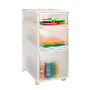 Like It Translucent Stacking Drawers