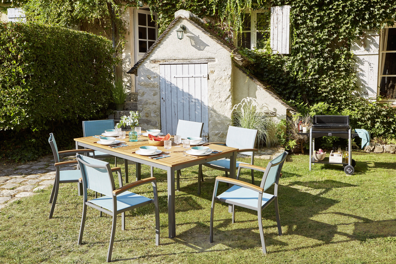 Fauteuil Calanque Empilable En 2020 Chaise De Jardin Table Bois Brut Jardins En Bois