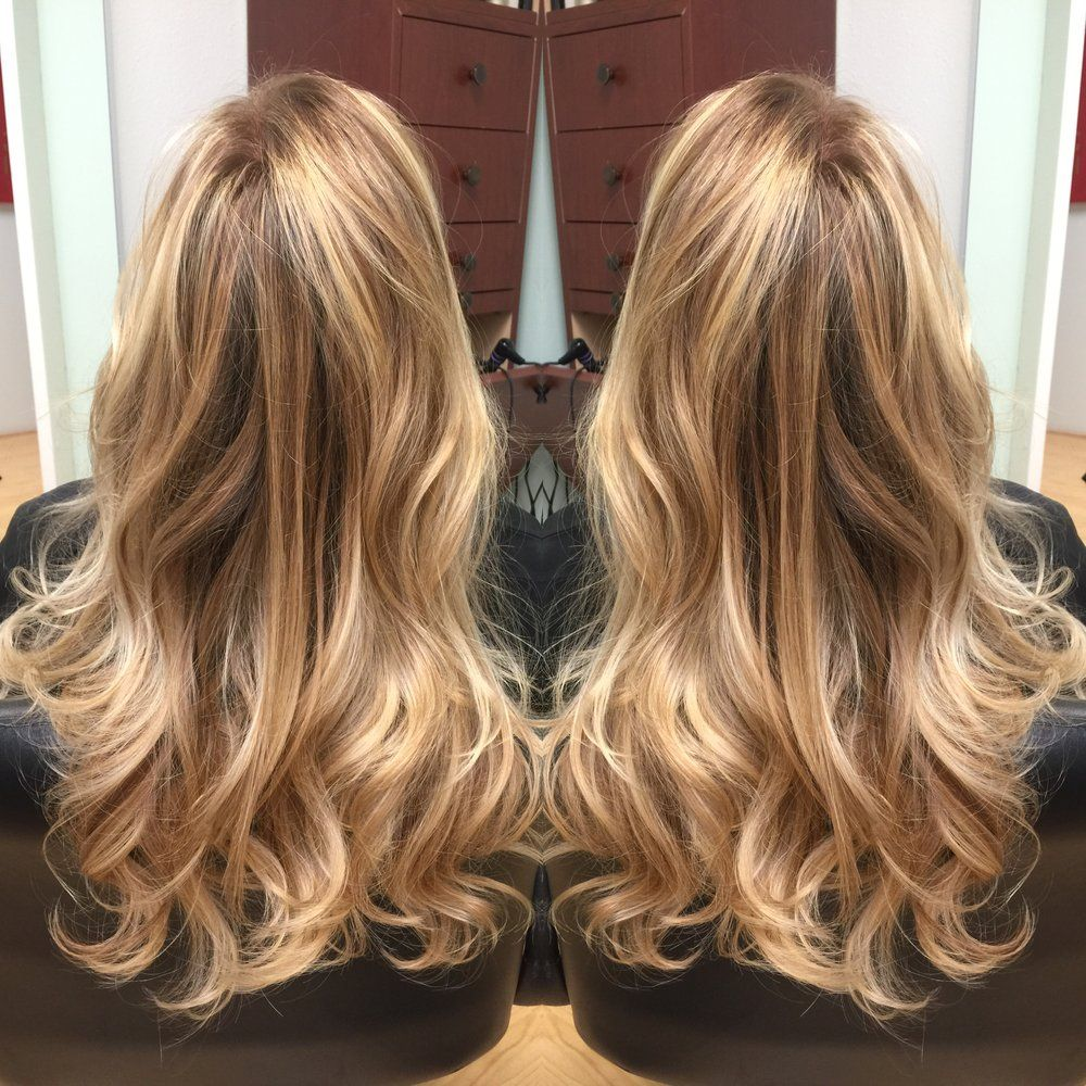 babylights and balayage natural blonde , Google Search