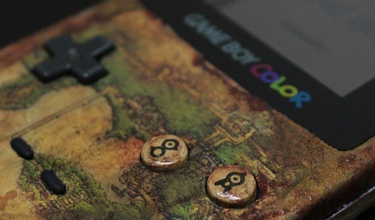 Nintendo - Gameboy Color: Die wohl schönste Case Mod