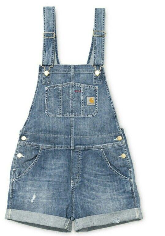CARHARTT WIP Womens Bib Shorts Womens