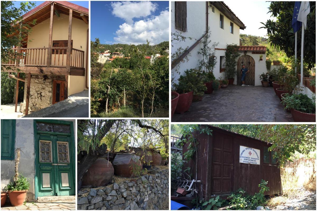 Деревня Спилья, Кипр #агротуризм #экотуризм #деревниКипра ...