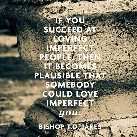 Td Jakes Quotes On Love Prepossessing Quote About Love  Bishop T.djakes Quote  Group People And