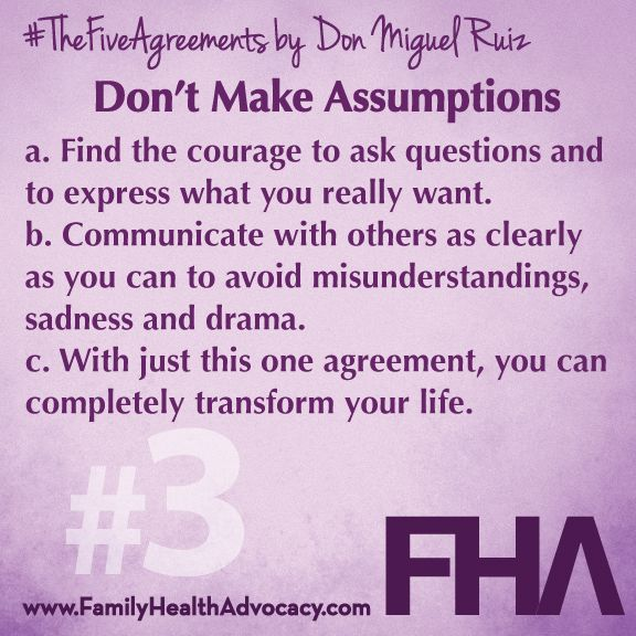 Pin By Family Health On The Five Agreements Pinterest