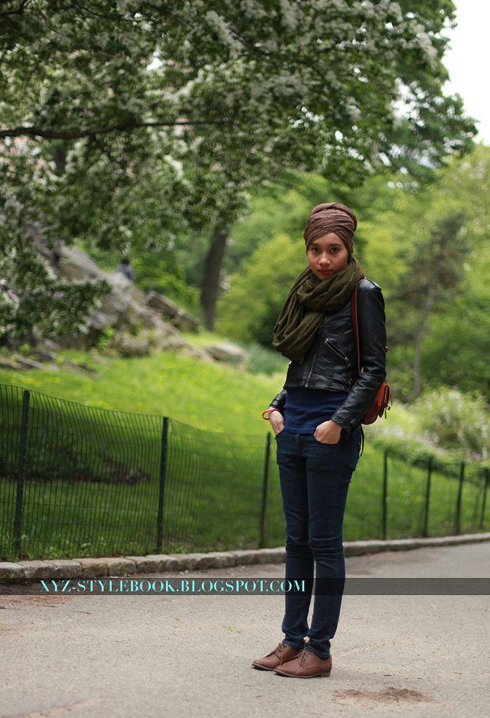 Central Park | Yuna Zarai | Hijab Modesty | Pinterest | Parks Central park and Rocks