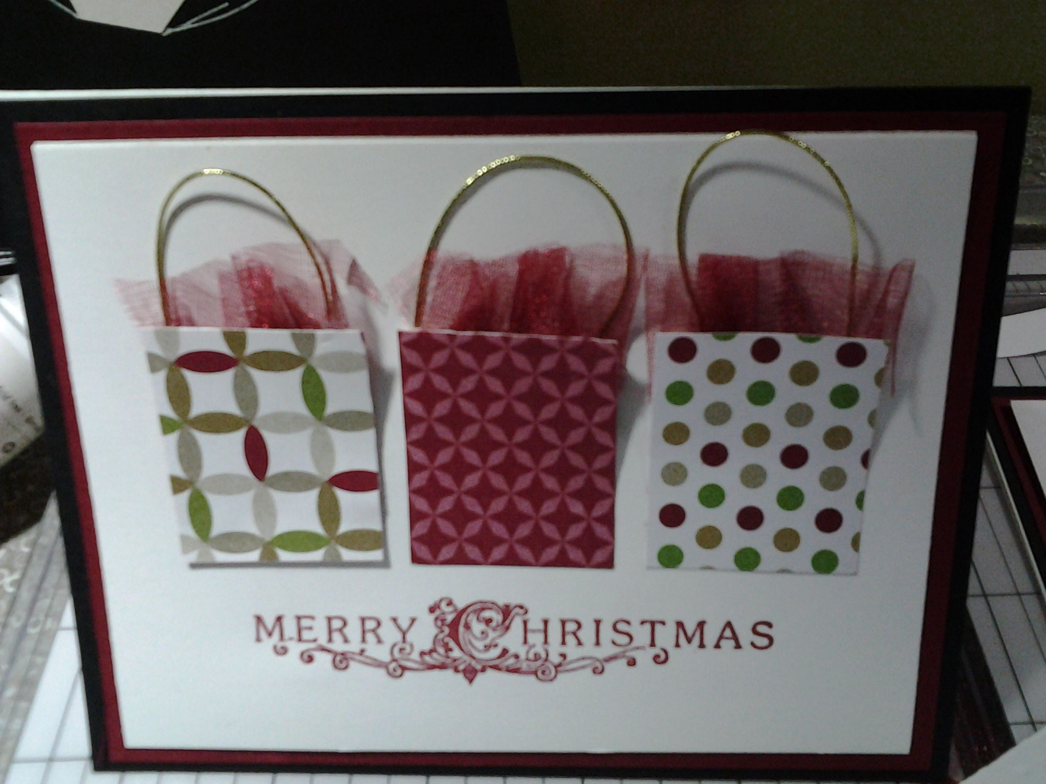 Stampin Up Seasons of Style DSP