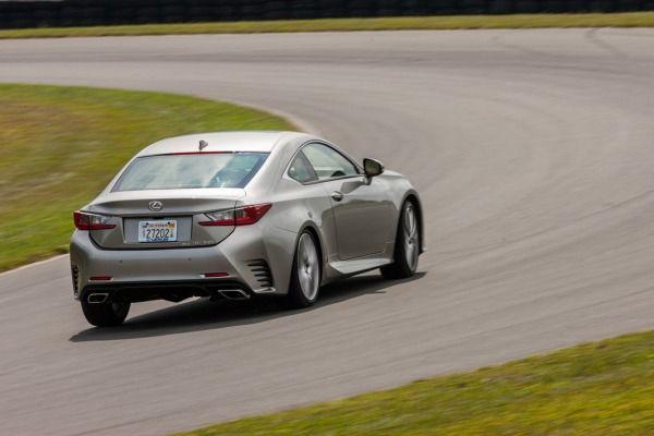 2015 lexus rc 350 f sport road test | pinterest