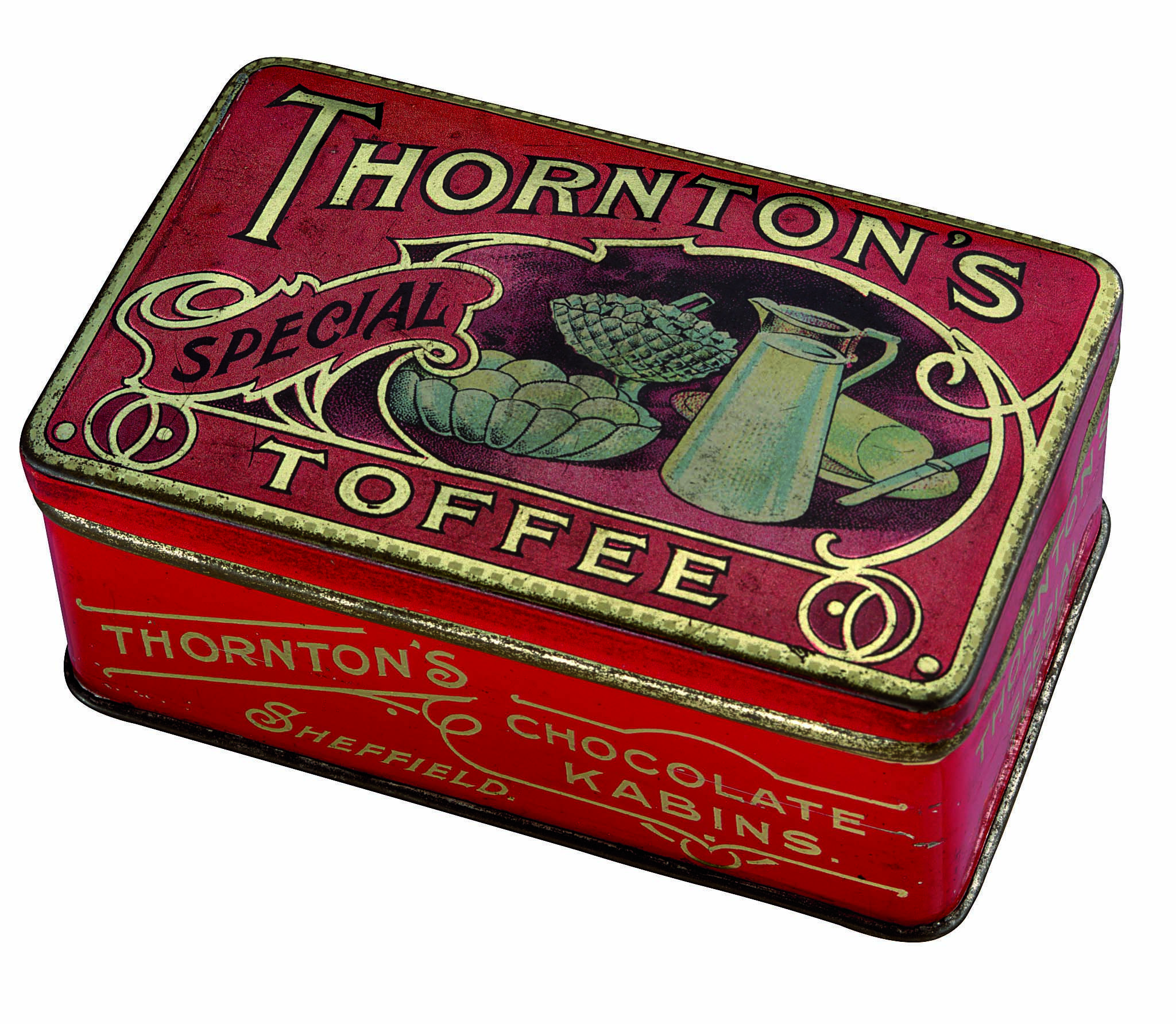 1950s Food 58 Vintage Recipes Worth Trying Today: In 1925, Thorntons Special Toffee Made Up Half Of The