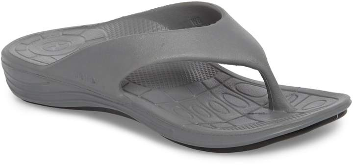 Womens Aetrex Lynco Flip Flop, Size 10 M - Pink In 2019  Products  Grey Shoes, Flip Flops, Shoes-6991