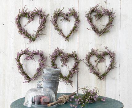 herbstkr nze selber machen diy crafts deco pinterest kranz lavendel und herbstkr nze. Black Bedroom Furniture Sets. Home Design Ideas