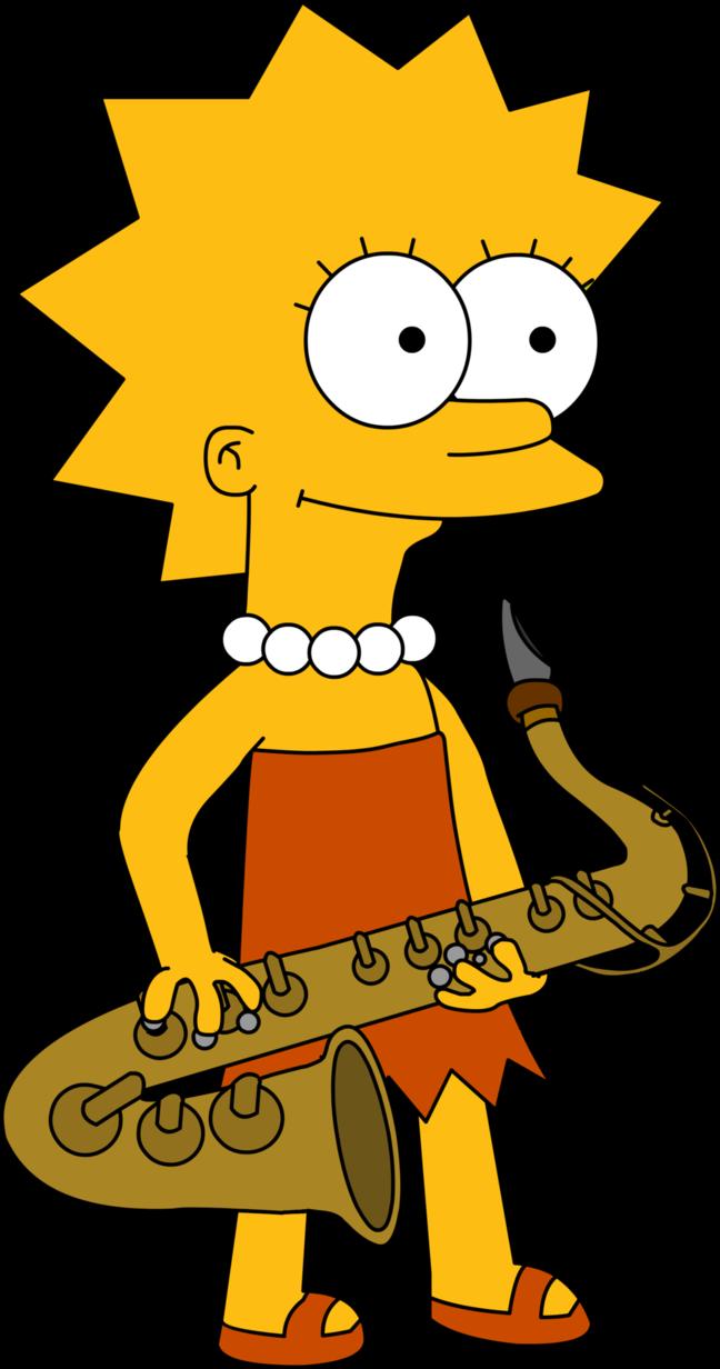 lisa simpson nu