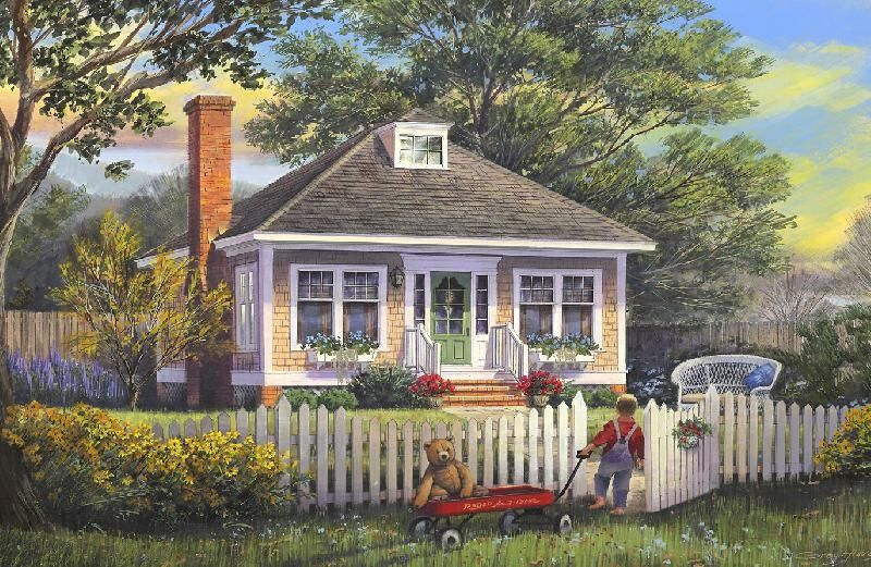 William e poole designs the backyard bungalow this for Backyard bungalow plans