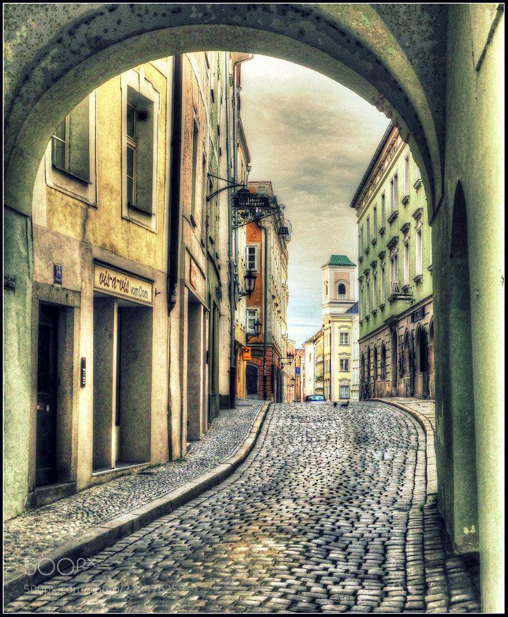 Passau - OLYMPUS DIGITAL CAMERA   Olympus digital camera