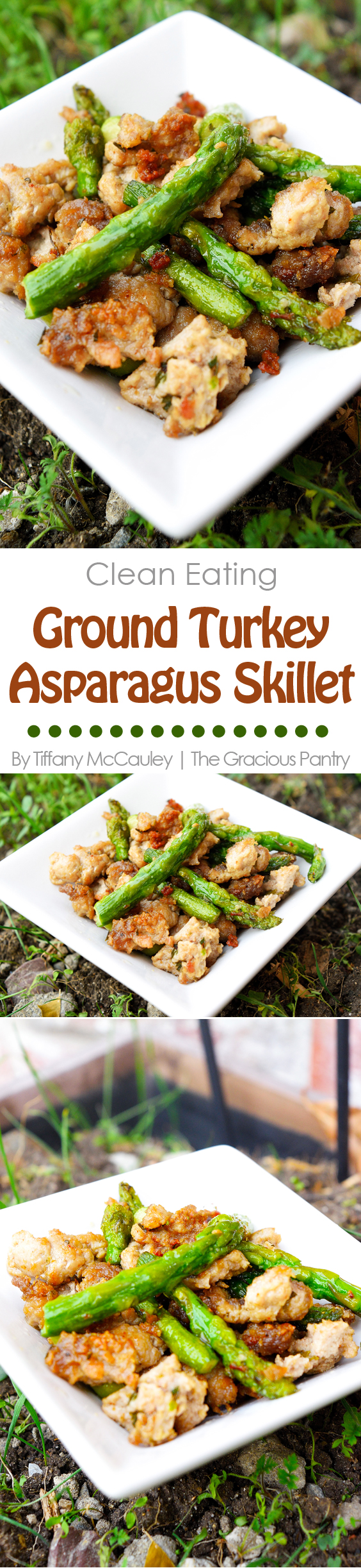 Ground Turkey Dinner + 19 Ground Turkey Recipes | The Gracious Pantry