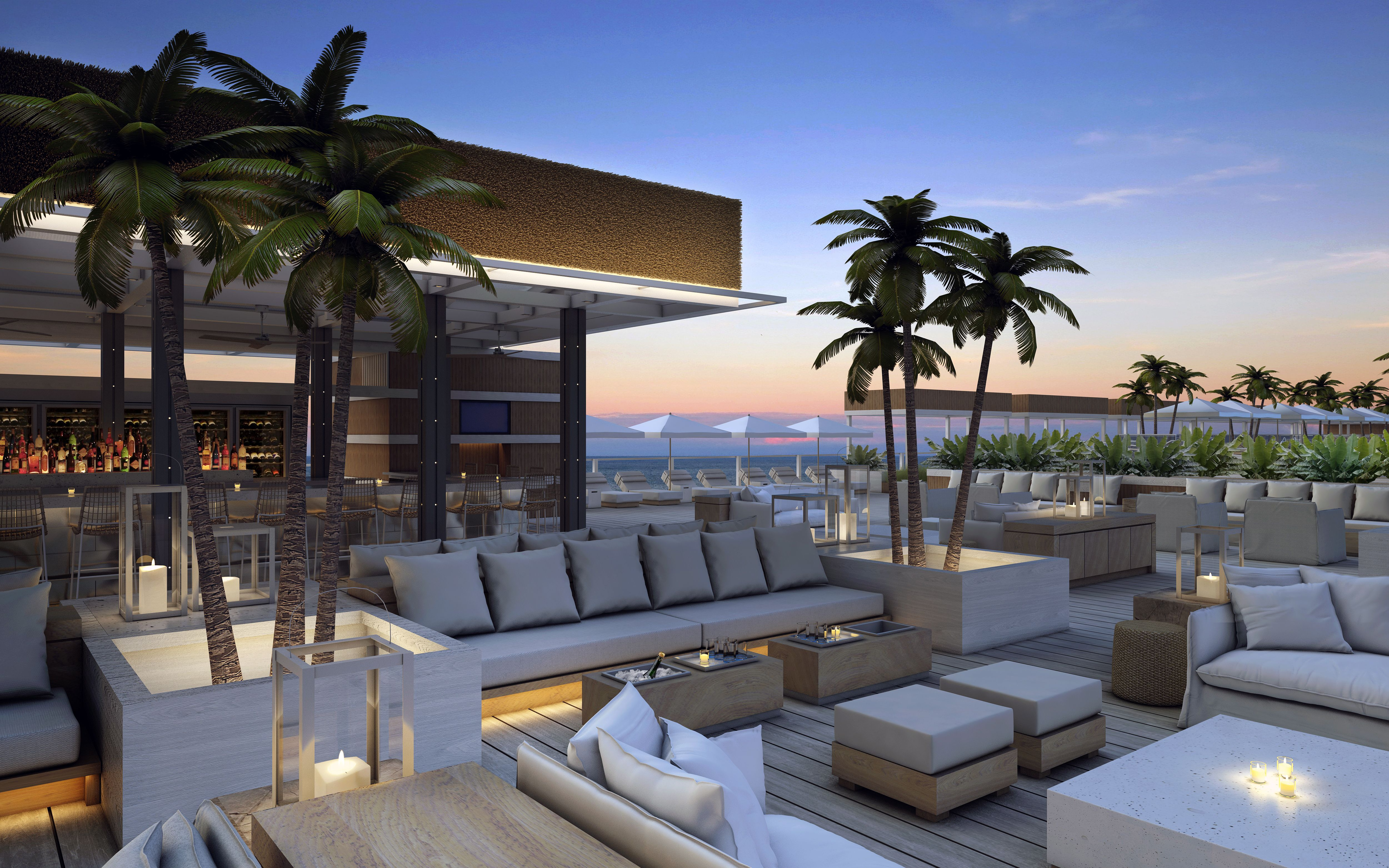 Another Gorgeous Miami Rooftop Lounge Hotspot Rooftop