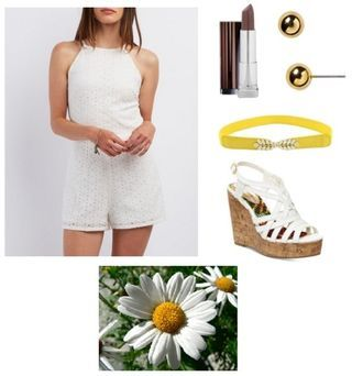 Unconventional Fashion Inspiration: Spring Flowers