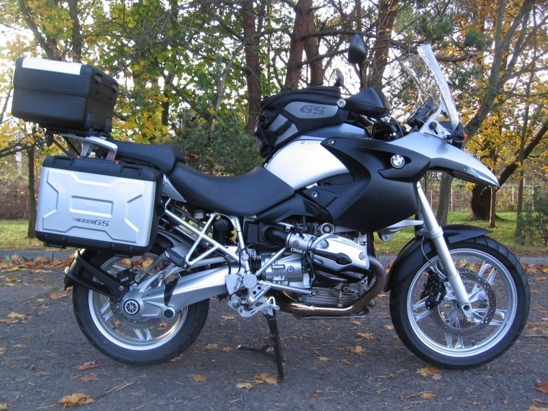 2007 07 bmw r1200gs, used motorbikes, used bikes, second hand