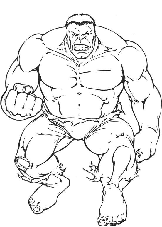 Strong The Hulk Coloring Pages Superhero Coloring Pages Superhero Coloring Hulk Coloring Pages