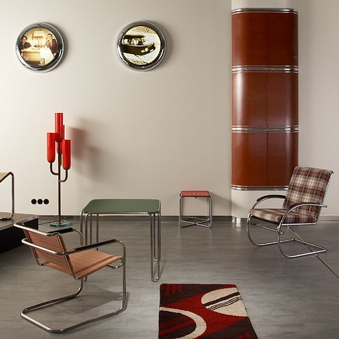 Zeitlos Berlin Collector Quality Bauhaus, Deco, Streamline \ Mid