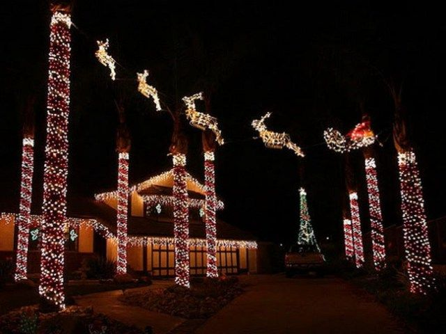 christmas decoration lights for outdoors rope lights patio decor for christmas  rope light decorations ideas - 33 Beautiful Christmas Rope Light Decorations Ideas Christmas