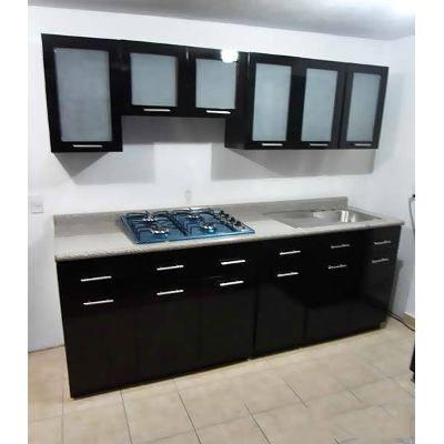 Cocina integral minimalista gabinete alacena for Cocina integral pdf