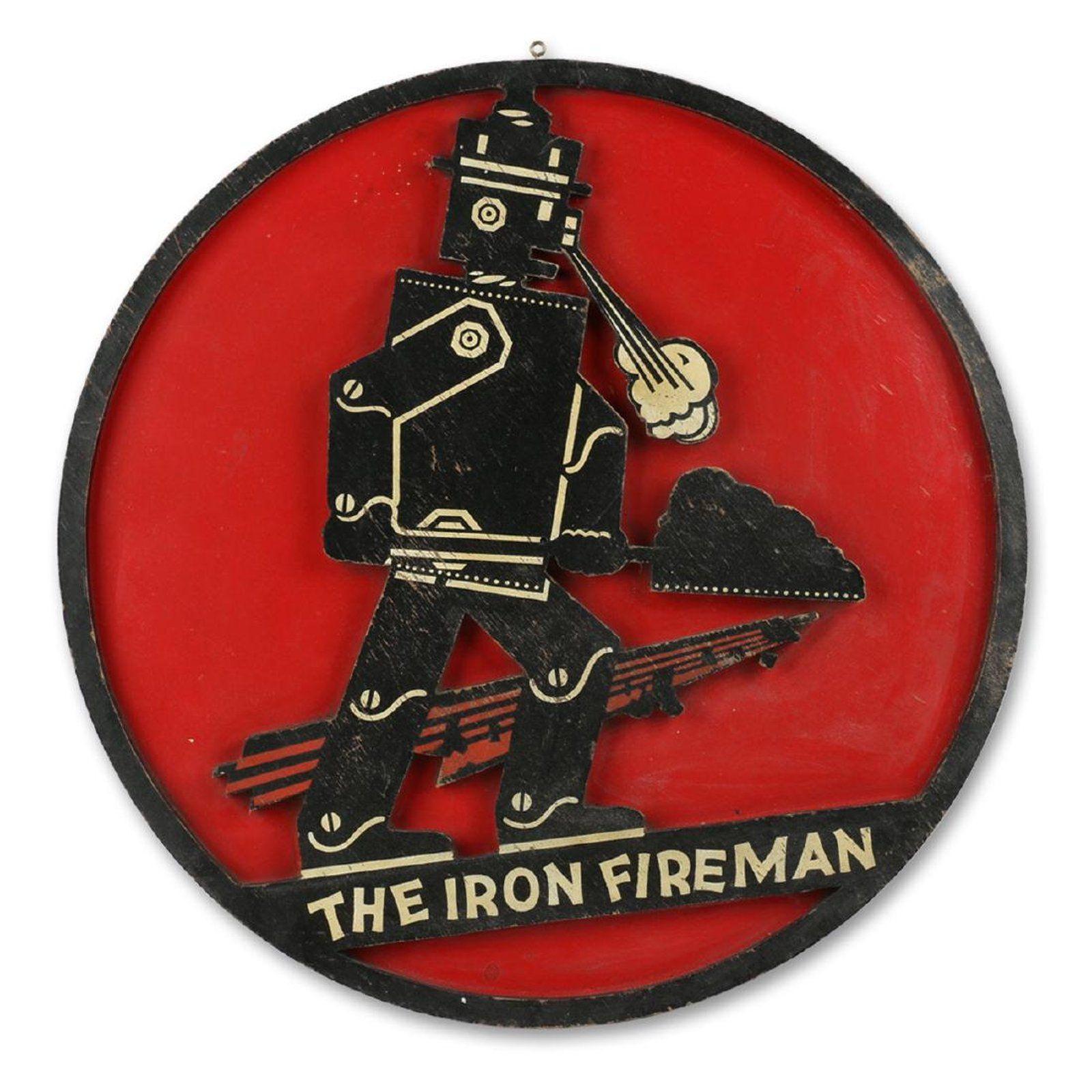 Iron Fireman Coal Furnace Sign (With images) Coal furnace