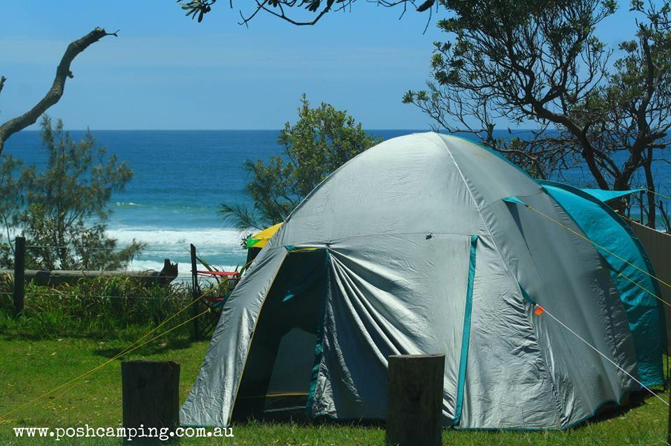 Illaroo Campground At Yuraygir National Park Nsw Magic