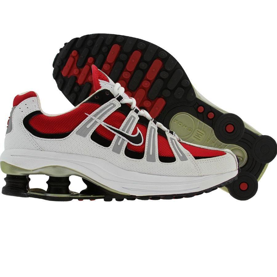 check out ebc93 b9406 Nike Shox Turbo (varsity red / black / white) 307984-601 - $89.99 ...