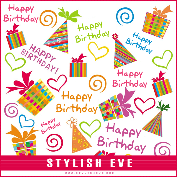 Design Inspirations Stylish and Cute Happy Birthday Cards – Happy Birthday Cards Pictures