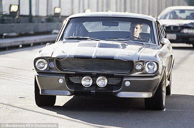 The Shelby Mustang Gt500 From Gone In 60 Seconds For Sale In The