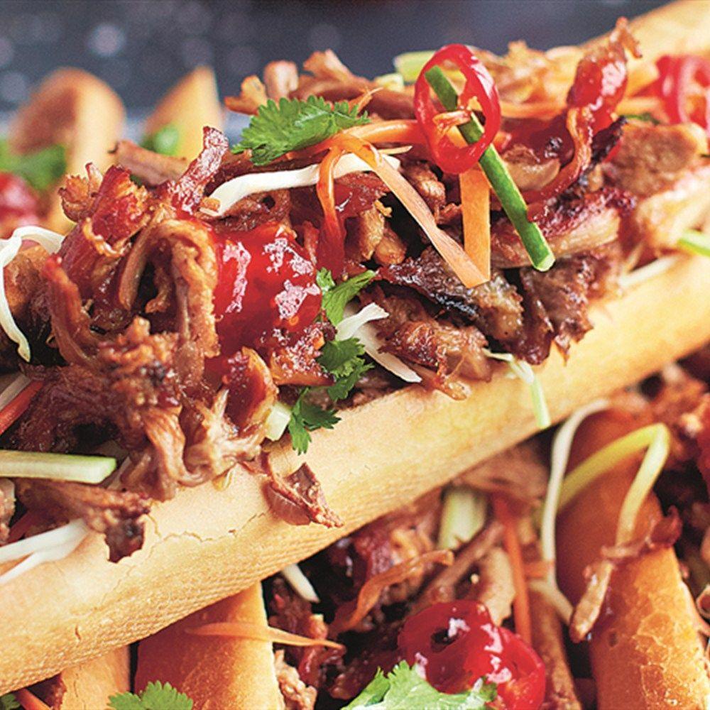 Banh Mi Recipe Lifestyle Recipe Recipes Save With Jamie Recipes Food