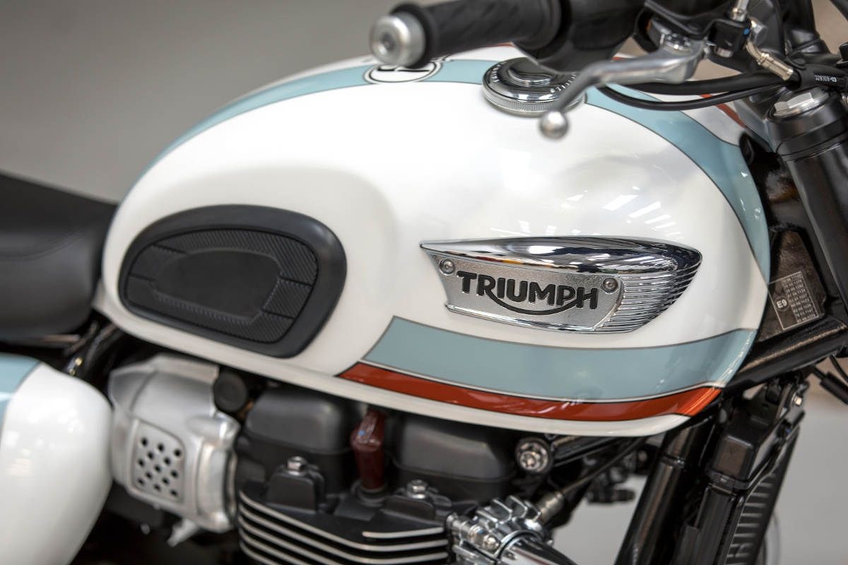 Triumph T120 and T100 Bonneville Spirit of '59 Limited Editions