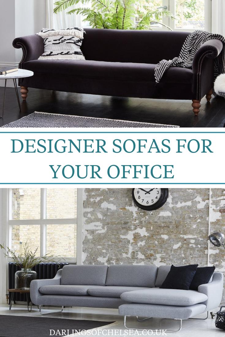 Best Designer Sofas For Your Office Sofa Design Contemporary Fireplace Decor Modern Leather Sofa