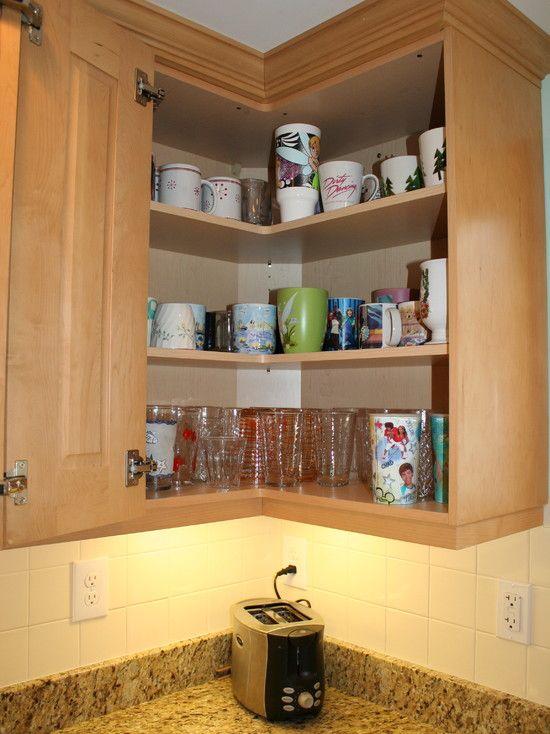 Kitchen Cabinet Corner Ideas Small Google Search Corner Kitchen Cabinet Kitchen Cabinet Storage Kitchen Wall Cabinets