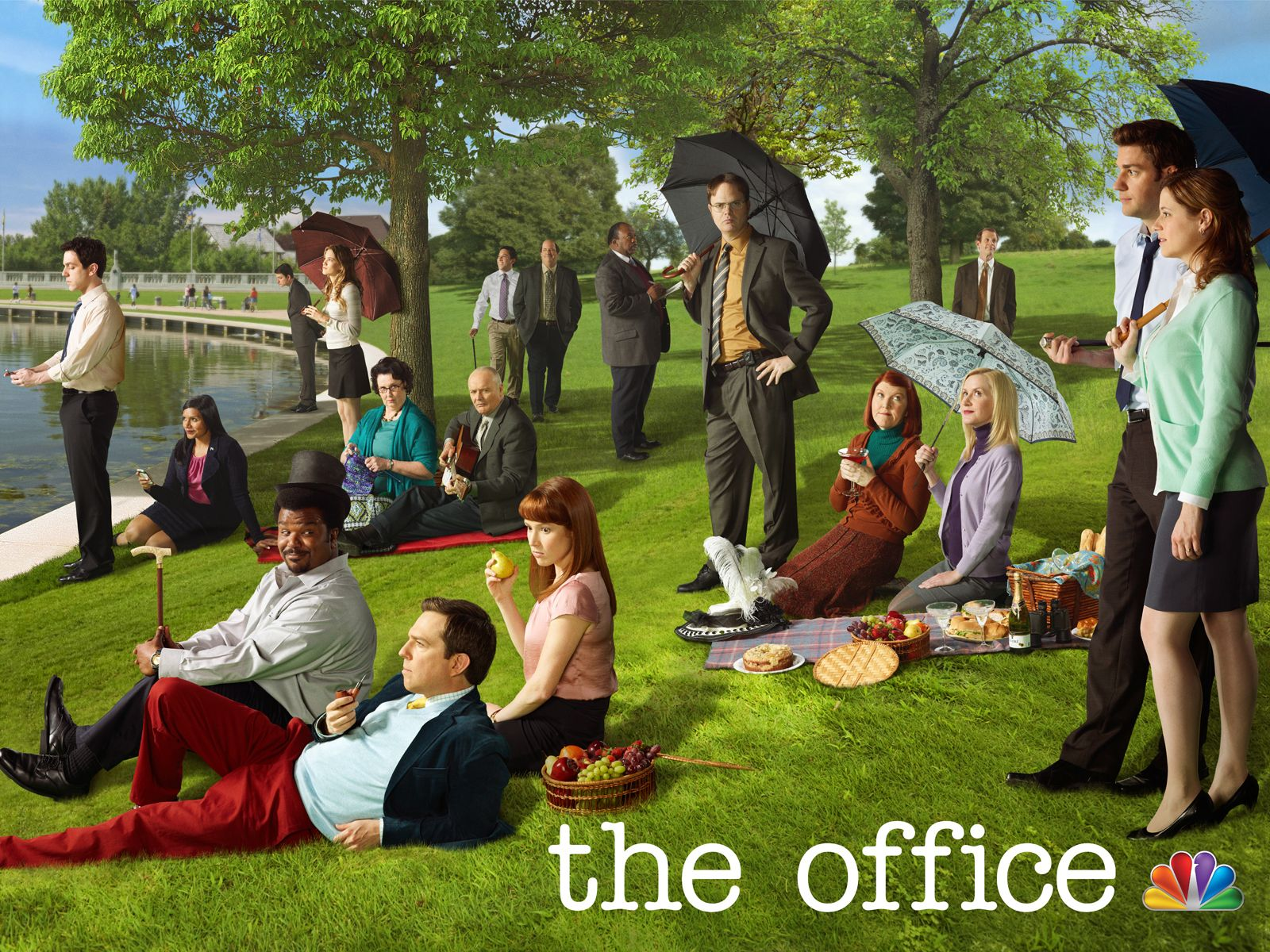Image result for the office season 8 poster georges saurat