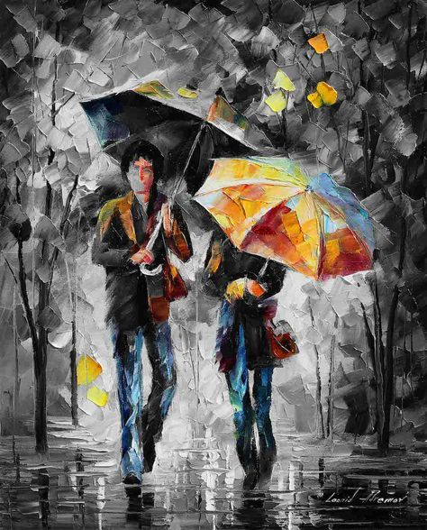 UMBRELLAS OF THE NIGHT-oferta del día.Técnica mixta impresión giclée óleo sobre lienzo edición limitada de Afremov https://afremov.com/UMBRELLAS-OF-THE-NIGHT-Mixed-media-oil-on-canvas-and-limited-edition-giclee-On-Canvas-By-Leonid-Afremov-Size-16-x40-40cm-x-100cm.html?bid=1&partner=20921&utm_medium=/offer&utm_campaign=v-ADD-YOUR&utm_source=s-offer