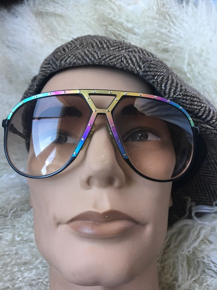 Vintage Alpina M1 Sunglasses 64 -14 W Germany 226339 Frames & Case ...