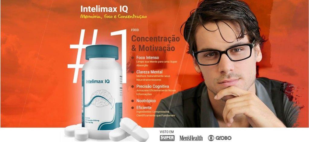 Intelimax Iq Beneficios Funciona Motivacao Suplementos