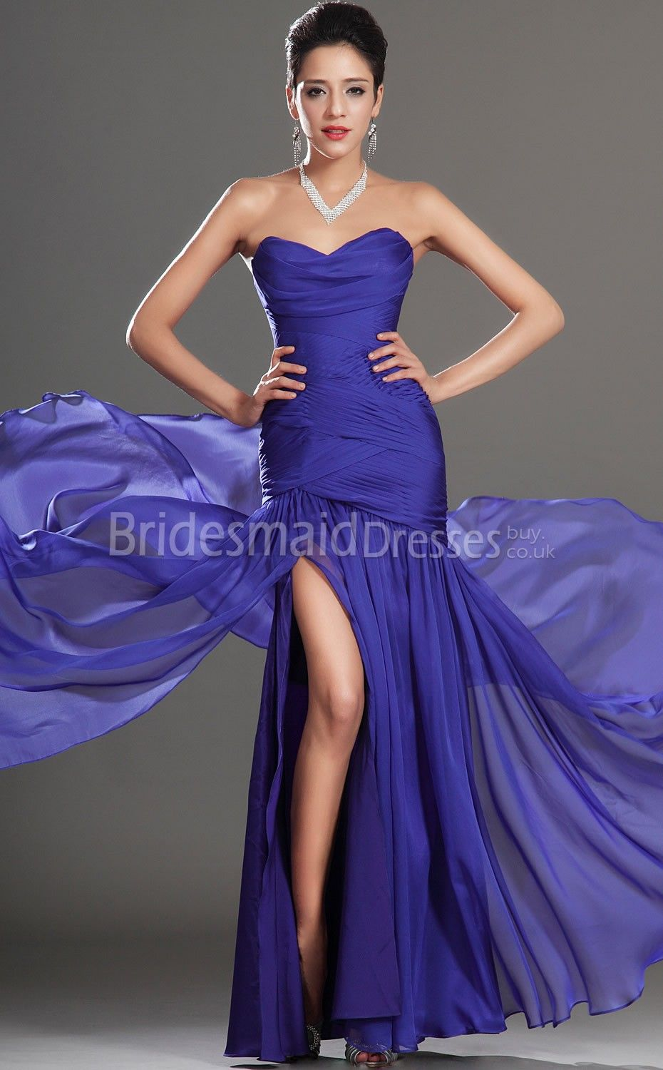 Chiffon Bridesmaid Dresses Under 100 Image collections - Braidsmaid ...