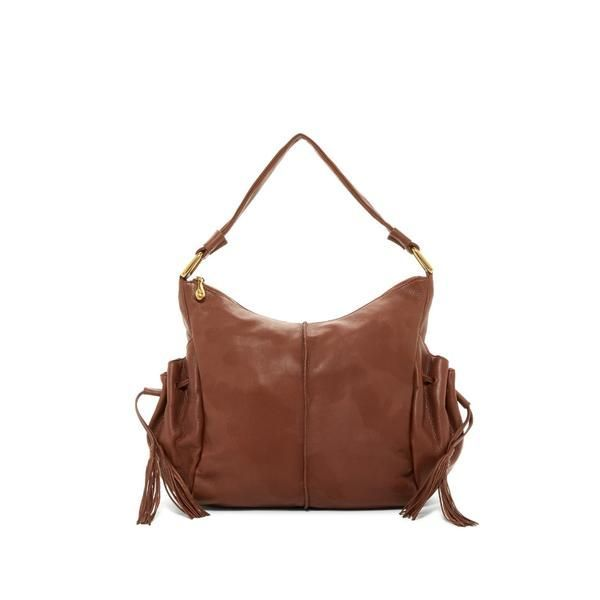 Hobo Women s Tempest Leather Shoulder Bag  179.00  DelugeSales  Fashion   Apparel  handbags  Sale  Pretty  Chic  Trending  beauty  giftable   Hobobags  brown ... 821fbb9d9d