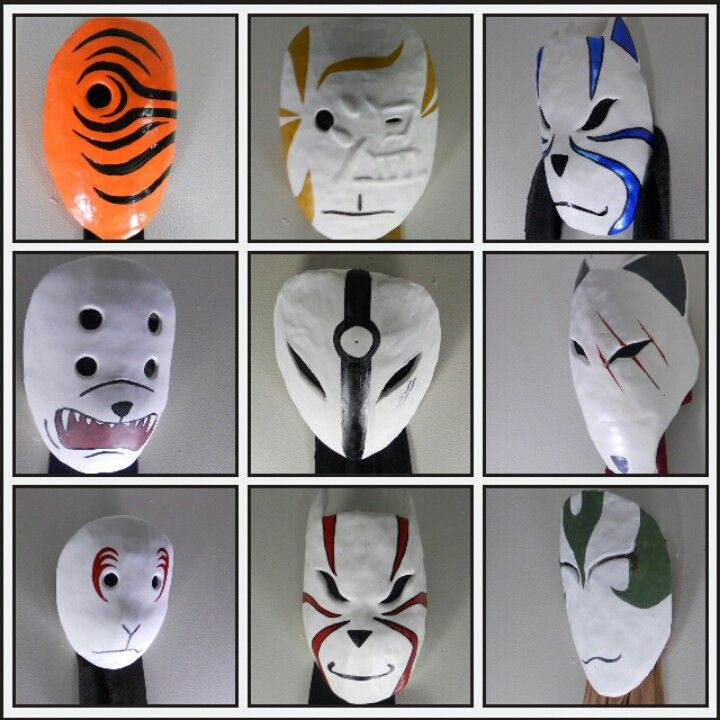 ANBU squad | ANBU black ops by ANBU Brotherhood ...